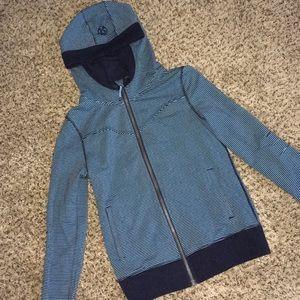 EUC Lululemon scuba hoodie